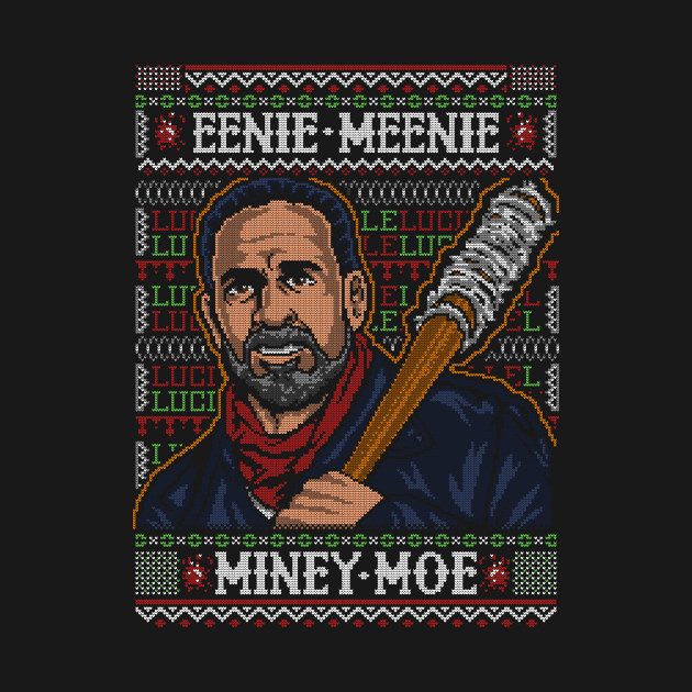 0241 Negan Sweater T-Shirt thumbnail
