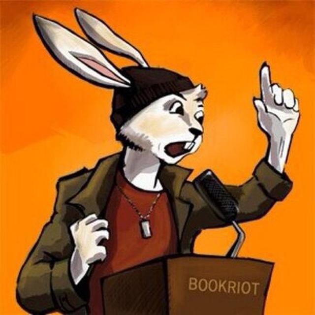 Телеграм канал «Bookriot»