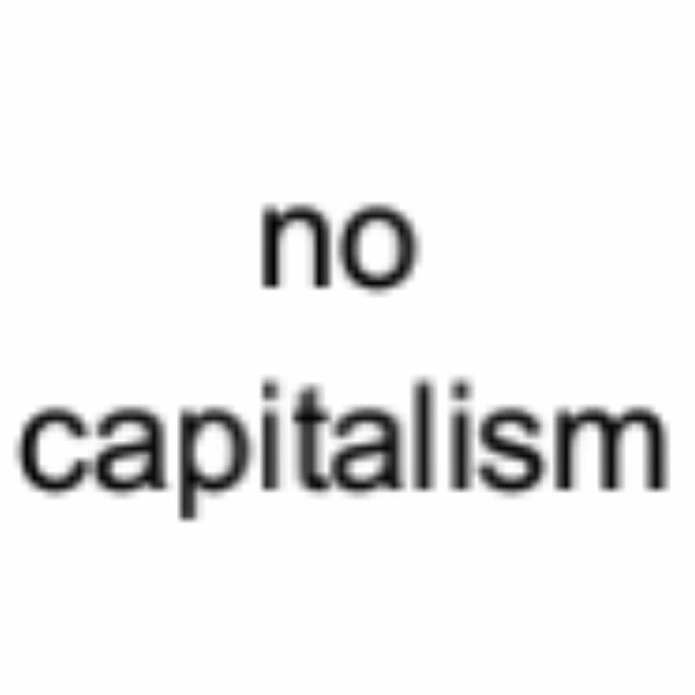 Телеграм чат «no capitalism»