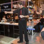 רועי זלצמן - קידום מכירות בתערוכות