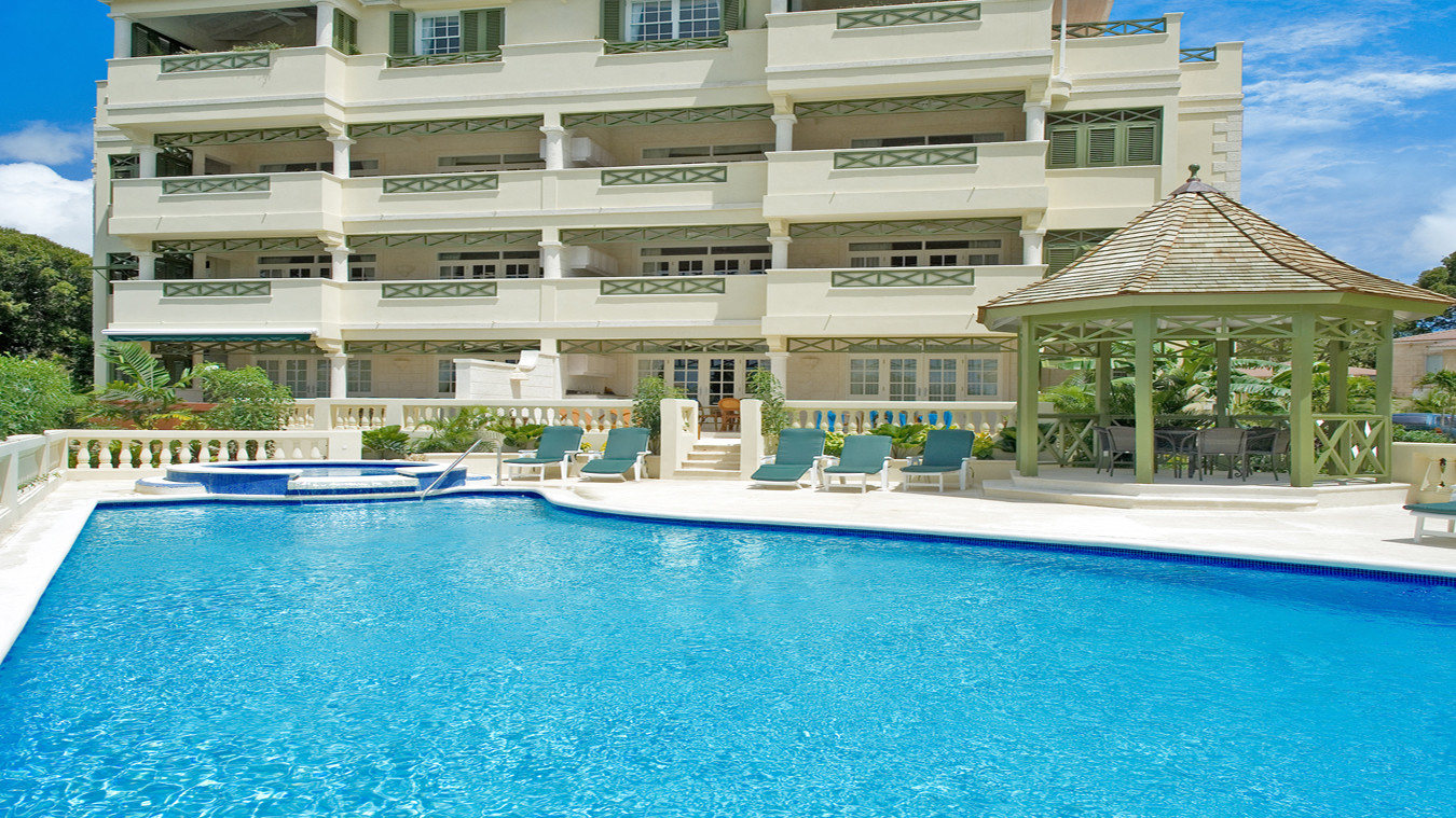 Summerland 104 apartment property for sale in barbados for 3 summerland terrace