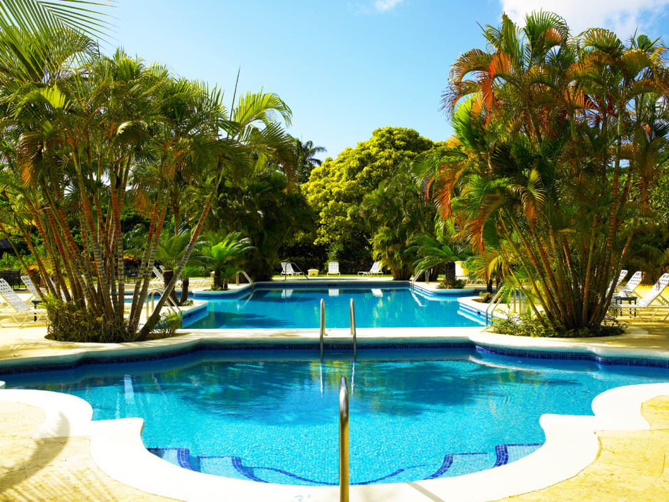 Sanctuary swimming pool