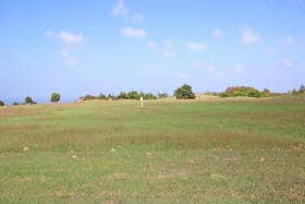 Beautiful lot with views of the golf course