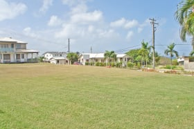 Bayfield Lot 28 - view towards surround homes & sea view