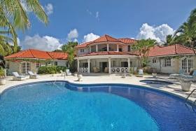 Prestigious Sandy Lane Barbados Villa