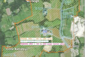 Warleigh & Haymans Plantation