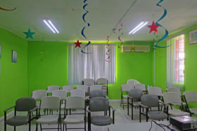 Shared training room