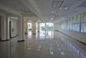Impressive floor space