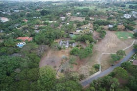 Arial View of Parnassas Barbados
