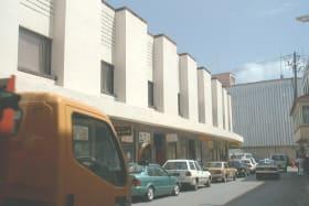 West elevation, Magazine Lane