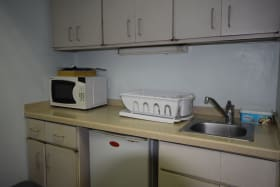 Sharde kitchenette