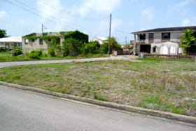 VIEW OF LOT 638 FROM ACROSS THE ROAD