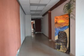 Ground floor space