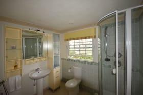 Large second bathroom