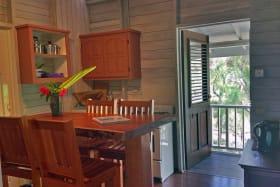 Main House Suite Kitchen