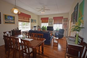 Open Plan Living/Dining Room