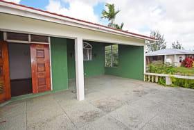 Patio with Barbados Views