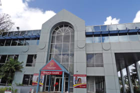 Rendezvous Corporate Centre FF