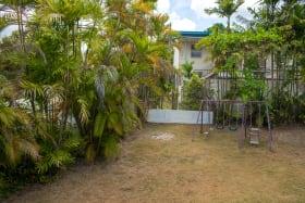 Spacious Garden area