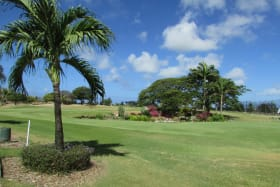 View of Barbados Golf Course