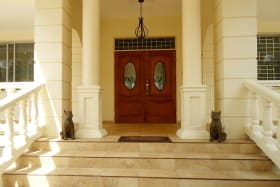 Main Front Entrance