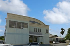 Frontage of Office