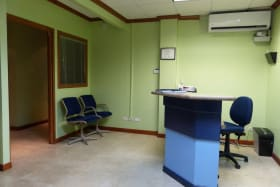 Reception Area to a Ground Floor Unit