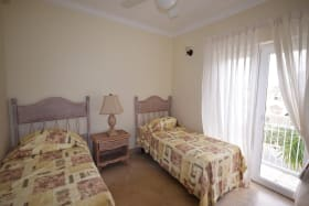 Roomy 2nd Bedroom with Balcony