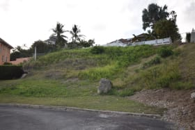Hillside Lot