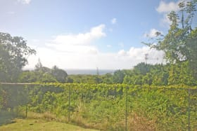 Sea view from lot 17