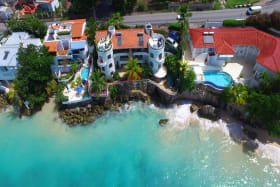 Aerial of Coralita apartments