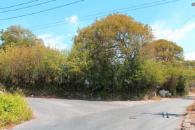 Property Directly Ahead - Fronts Colleton Road On Right