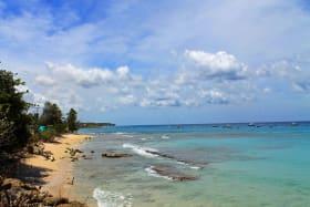 Tranquil Caribbean Sea