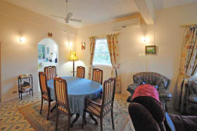 Air-conditioned dining room