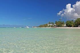 Crystal Clear Caribbean Sea