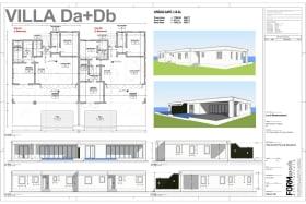 Villa Jade floor plans