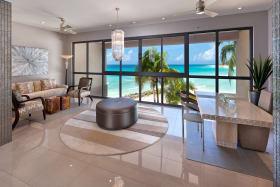 Capri Reception area