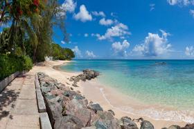 Beach wide pano