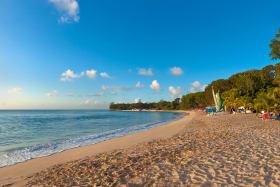 Sandy Lane beach