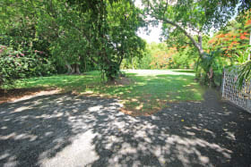 Driveway and eastern end of Lot 11A