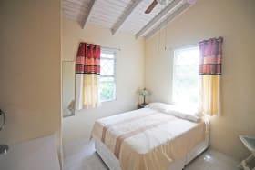 Upper apartment double bedroom 1