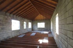 Upper floor facing north