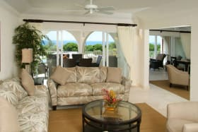 Sitting Area with Ocean View