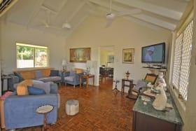 Living room Westerlee cottage