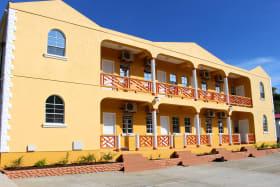 Amber Apartment Building