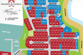Mandalay Gardens Lot 104
