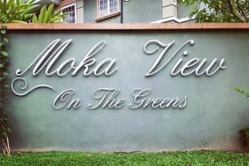 Moka View on the Greens 10