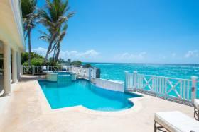 Idyllic Pool Deck - Ocean Views