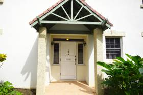 Entrance to Townhouse