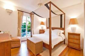 Well appointed double bedroom